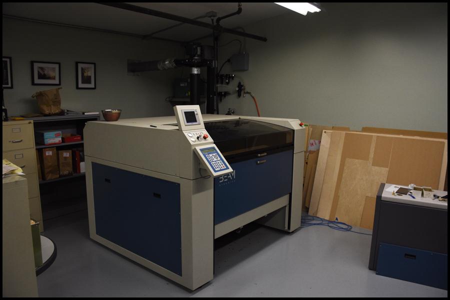 Laser office